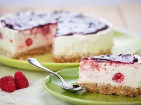 Cheesecake fredda ai frutti di bosco, Ricetta da Pasticci - Petitchef