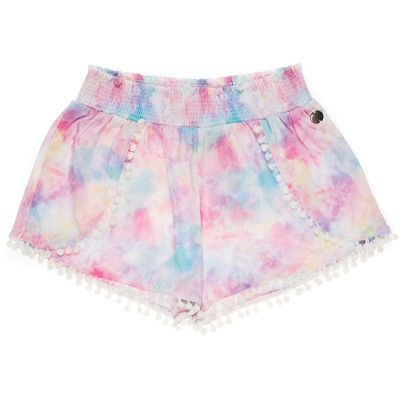Eve's Sister Girls Cotton Shorts