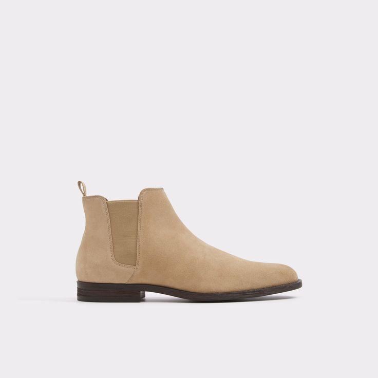 Pazi Beige Men's Dress boots   ALDO US