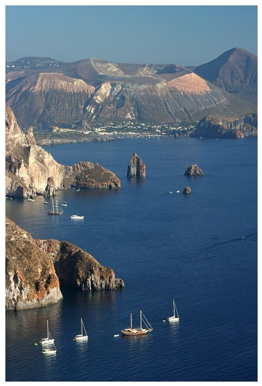 Lipari, Messina , Sicily