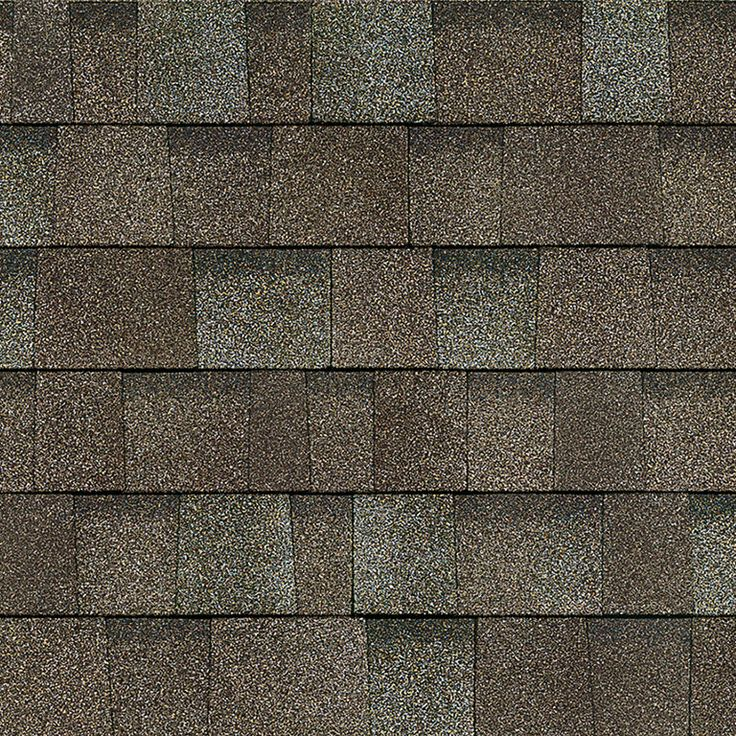 I LOVE this shingle! I found this oakridge shingle in the color Driftwood. Check it out! Shared from OwensCorning.com.