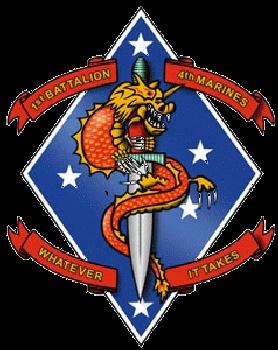 1st Battalion 4th Marines - Wikipedia, the free ...