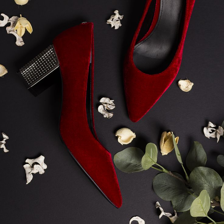 Red hot | PROF Shoes