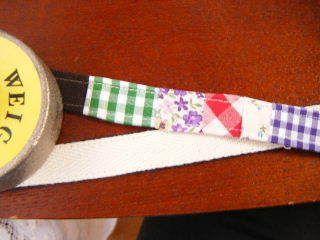 ネックストラップ 作り方 - 手作りひよこ ハンドメイドのウクレレケースやバッグ、小物など