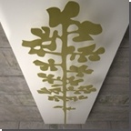 Part of the original 'Nature' series from K8 Radiators.  The Salice is elegant, original in design and truly unique.