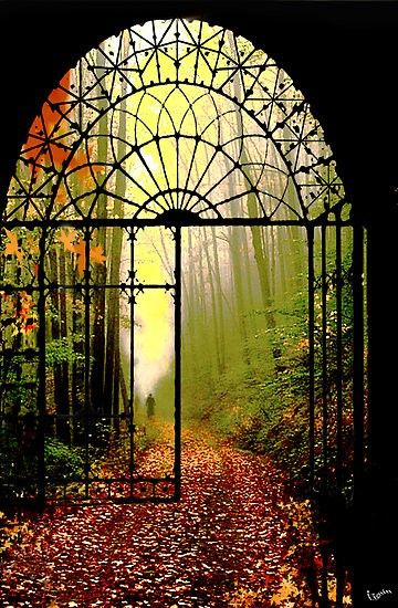 Gates of Autumn, #Czech Republic