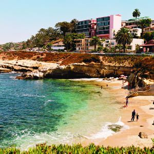 online sunglasses sale La Jolla Cove is supposed to be one of the most beautiful beaches in the United States  Count me in