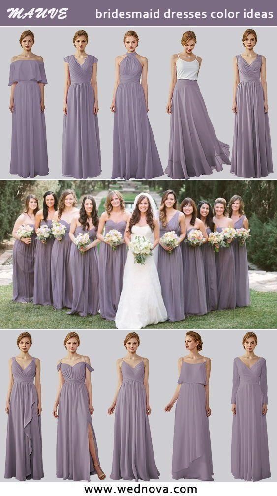 wednova mauve bridesmaid dresses starting at 80 size 2 30