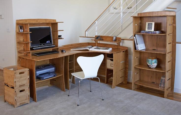 Ecodesign muebles de bamb ecol gico http www - Muebles en bambu ...
