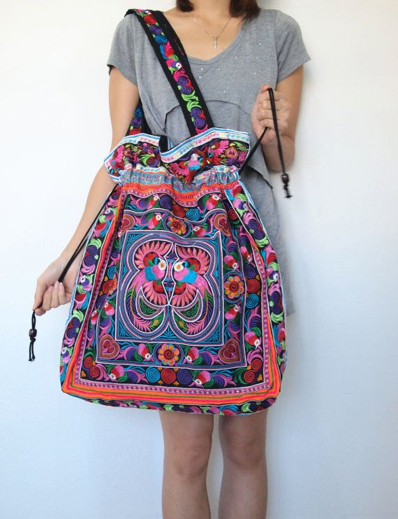 Hey, I found this really awesome Etsy listing at https://www.etsy.com/listing/178806325/hmong-vintage-style-unique-ethnic-thai