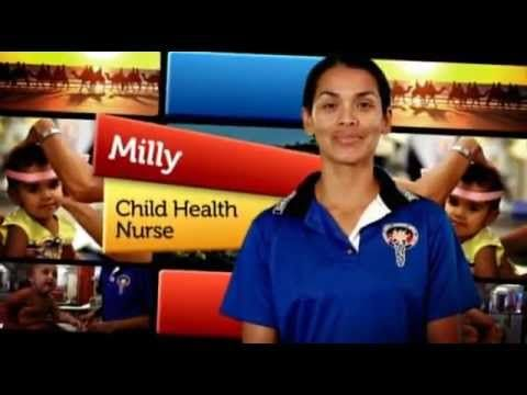 Watch the Health Heroes TV spot about being a nurse.