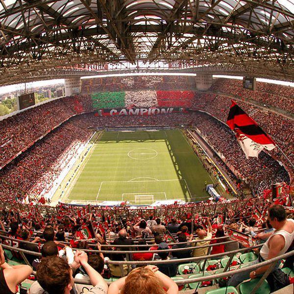 Plus beau stade du monde: San Siro, Milan