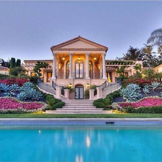 Impresionante casa de lujo