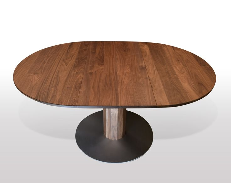 pin von auf tisch rund nussbaum pinterest. Black Bedroom Furniture Sets. Home Design Ideas