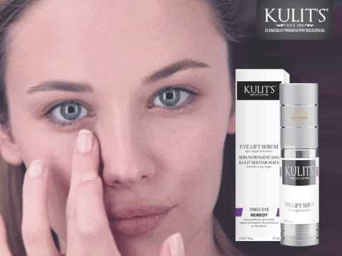 KULIT'S Eye Lift Serum - 17 ml Reduce puffiness, dark circles, tighten and brighten the eye area