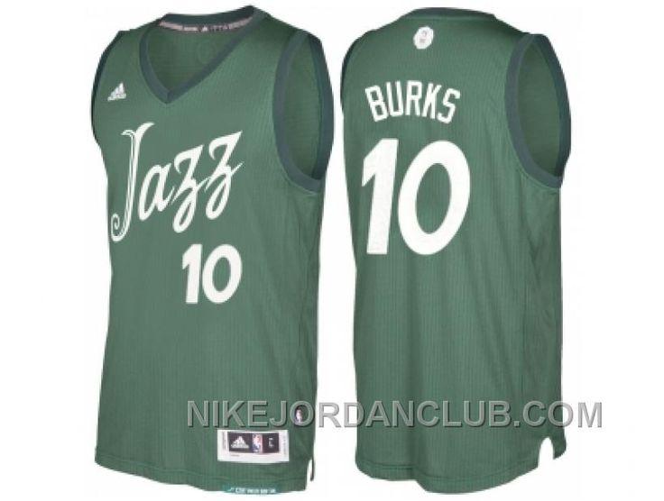 http://www.nikejordanclub.com/mens-utah-jazz-10-alec-burks-green-2016-christmas-day-nba-swingman-jersey-hkt6n.html MEN'S UTAH JAZZ #10 ALEC BURKS GREEN 2016 CHRISTMAS DAY NBA SWINGMAN JERSEY HKT6N Only $19.00 , Free Shipping!