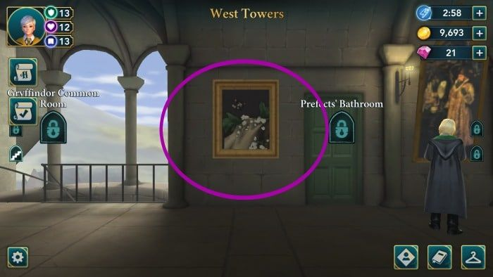 How To Get Free Energy In The Harry Potter Mystery Game Hogwarts Mystery Mystery Games Harry Potter Games