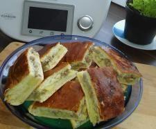 Rezept Russischer Pirog mit Kartoffel und Hackfleisch von naty83 - Rezept der Kategorie Backen herzhaft