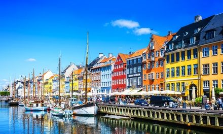 Copenhague à Copenhagen : ✈ 2 ou 3 nuits avec hôtel et vols A/R pour Copenhague: #COPENHAGEN En promo à 219.00€ En promotion à 219.00€.