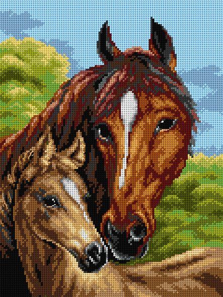 Ráj vyšívání - Zvířata