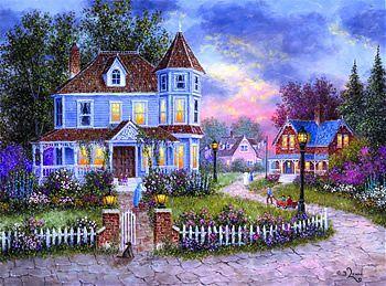 'American Holiday' by Dennis Lewan