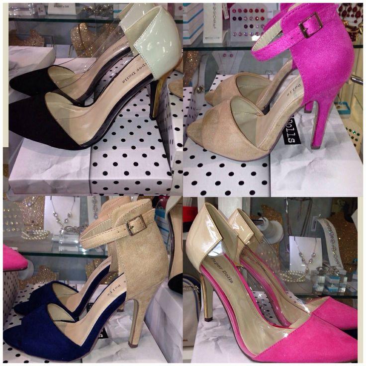 Gorgeous footwear