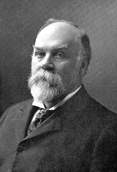 Timothy Eaton, March 1834 to January 1907