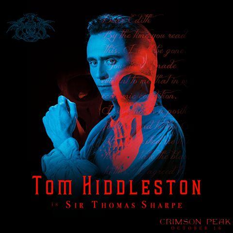 'Crimson Peak' Movie Spoilers: Charlie Hunnam Teases Wild Sex Scenes In R-Rated Film [WATCH TRAILER] - http://www.movienewsguide.com/charlie-hunnam-crimson-peak-sex-scenes-tom-hiddleston/75498