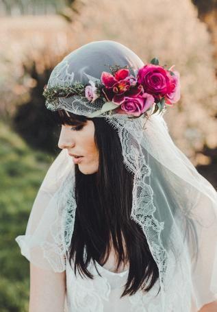 Dear Indie. WHITE MAGAZINE. Wild Hearts. Balencia Lane. Candice Lee Bridal. Caroline Campion veil. Boho luxe bride. NZ Bride.