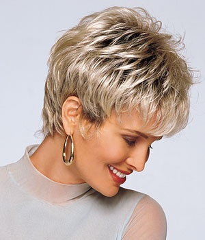 short  Really Really like this cut &  color #1