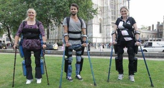 FDA Approves Exoskeleton for People with SCI | Wheelchair Accessibility Blog and Disability News from AMS Vans, Inc.  http://blog.amsvans.com/fda-approves-exoskeleton-for-people-with-sci/