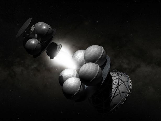 """NASA's Project ICARUS (part of its """"The 100 Year Starship Study"""") - laying the plans for Interstellar Travel."""