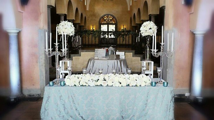 Beautiful decor by Wonderfilled Events