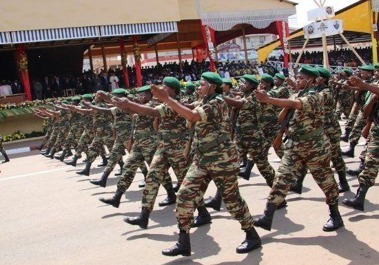 Cameroun: Recrutement de 2000 militaires dans l'armée camerounaise