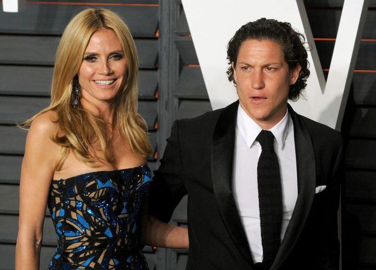 Seit über zwei Jahren ist Heidi Klum mit Vito Schnabel glücklich.