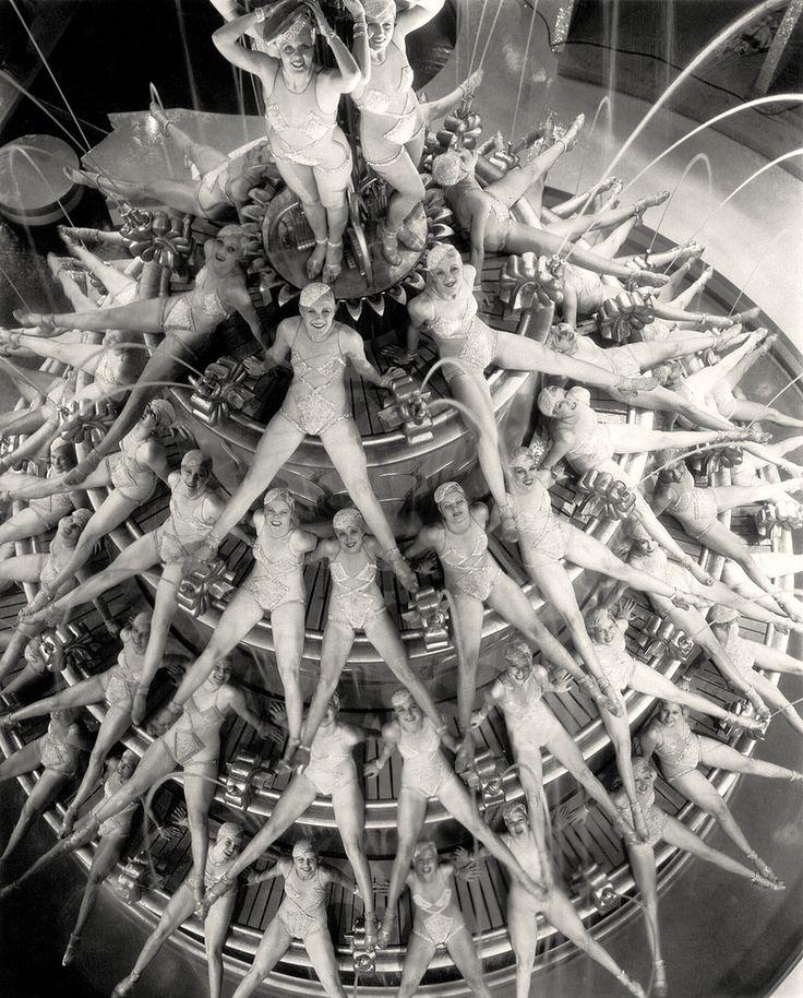 Phoenix Legend: silfarione: Footlight Parade, 1933