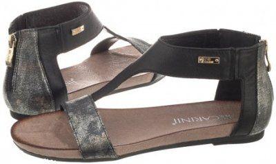 Buty Damskie Sandaly Carinii B3648 Czarne Skora 6295331745 Oficjalne Archiwum Allegro Shoes Sandals Fashion