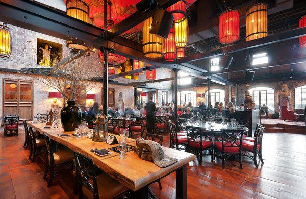 Restaurants On Boston Street