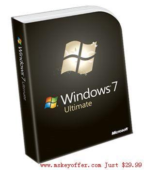 win 7 Ultimate just $29.99 . mskeyoffer.com