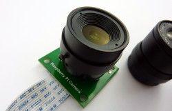 J'ai testé pour vous : une caméra compatible Raspberry Pi | Framboise 314