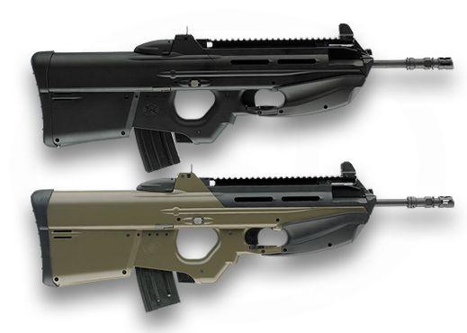 FNH USA - Distinct Advantage :: FS2000 Tactical