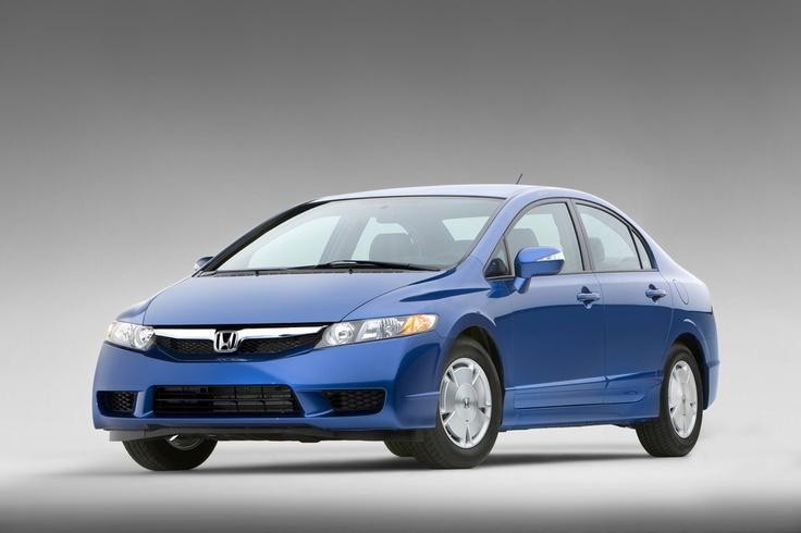 Honda Civic Hybrid CVT Automatic-PZEV