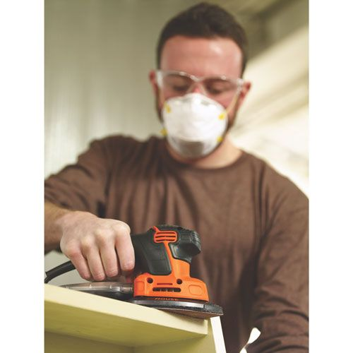 Great Father's Day Gift!  BLACK & DECKER BDEMS600 MOUSE DETAIL SANDER