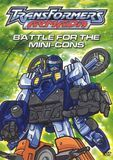 Transformers Armada: Battle for the Mini-Cons [DVD]