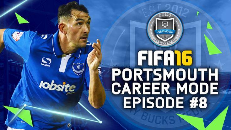 FIFA 16 | Portsmouth Career Mode #8 - STAR PLAYER LEAVING!!! #JayBucksRT...
