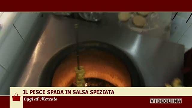Al mercato di Quartu Sant'Elena: i ravioli di ricotta. Una ricetta al giorno: Il pesce spada in salsa speziata.
