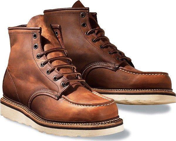 Quality boots from Red Wing