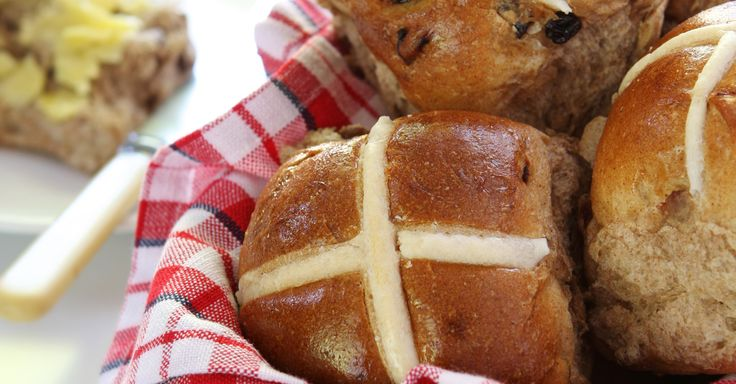 You know the song, now get to know the recipe for this Easter classic with Anna Olson. http://bit.ly/1OR30Iq