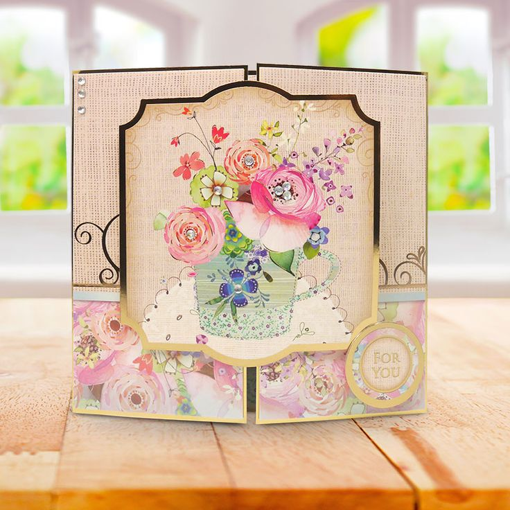 This card was made using the 'Thinking of You' Sent with Love topper set from the Window to the Heart Collection by Hunkydory Crafts http://www.hunkydorycrafts.co.uk/papercraft/hunkydory-collections/window-to-the-heart-sent-with-love.html
