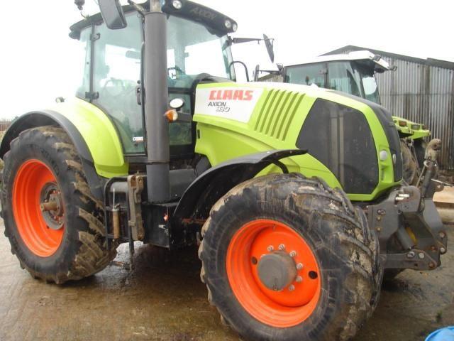 Tracteur Claas - Axion 830
